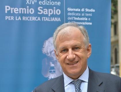 Alberto Dossi, presidente del Gruppo Sapio