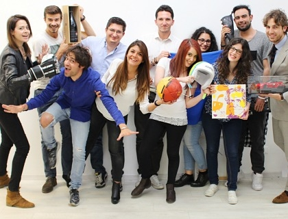 Il team di CharityStars