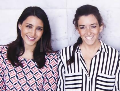 Monica Archibugi e Giulia Gazzelloni, fondatrici de Le Cicogne