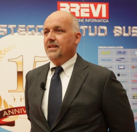 Fabio Rota, responsabile sviluppo catena C&C di Brevi
