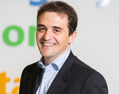 Fabio Santini, direttore della Divisione Developer Experience and Evangelism di Microsoft Italia