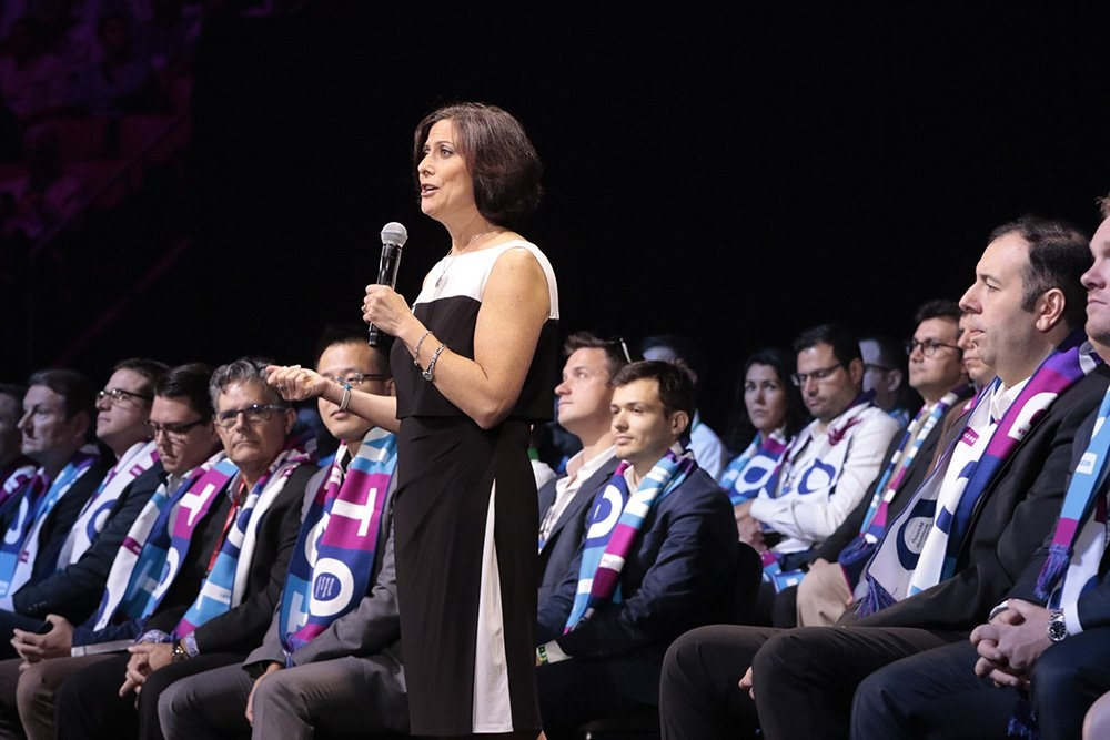 Gavriella Schuster, Corporate Vice President, Worldwide Partner Group di Microsoft