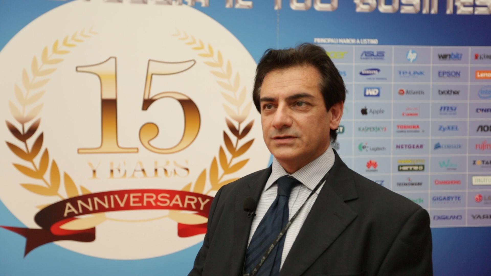 Gianfranco Veronese, Sales manager di Atlantis