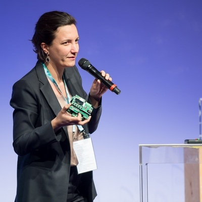 Giulia Baccarin, co-founder e Ceo di Mipu