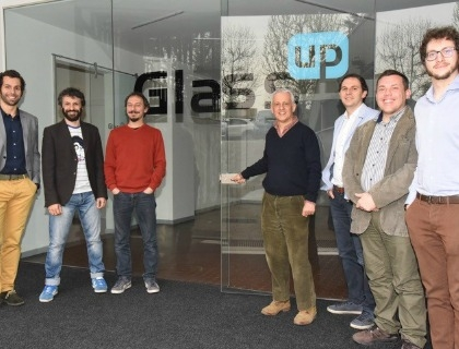 Il team di GlassUp