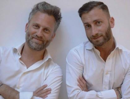 Fabio Lalli e Mirko Lalli fondatori di IQUII