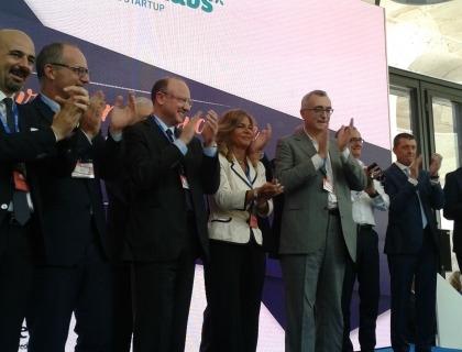 L'inaugurazione dei nuovi spazi di Luiss Enlabs