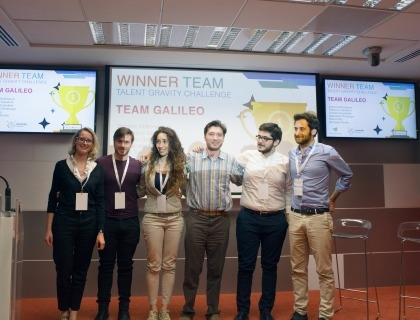 Il Team Galileo