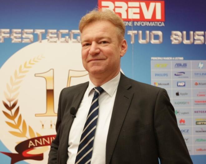 Marcello Molinari, marketing manager di Brevi