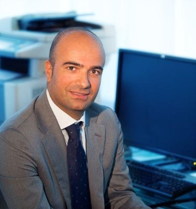 Massimo Palermo, country manager di Avaya Italia