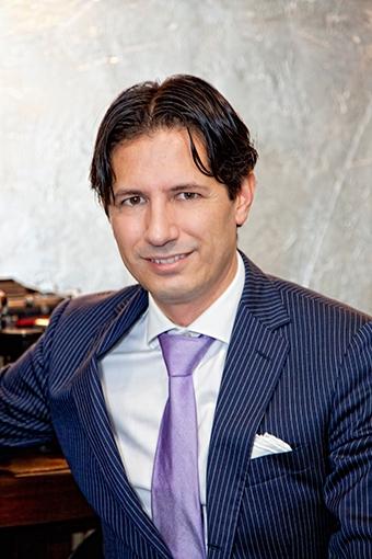 Stefano Lombardi, Direttore Marketing di Npo Sistemi