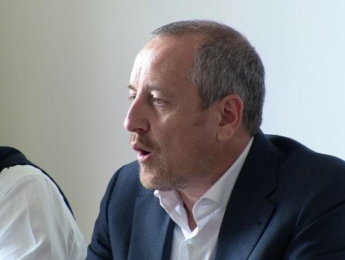 Valerio Rosano, Sidin