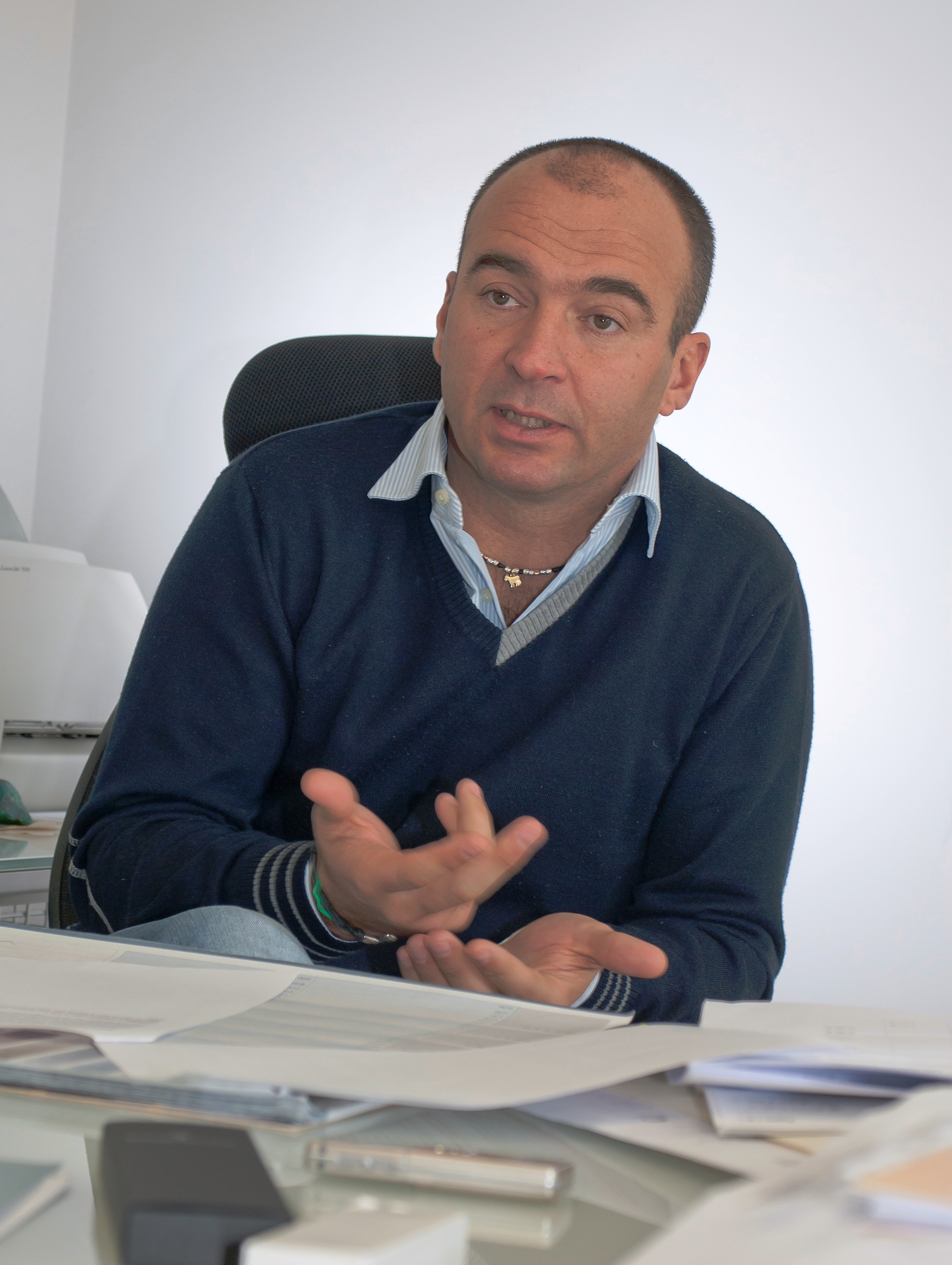 Vittorio Zunino, Presidente e Founder di Sidin