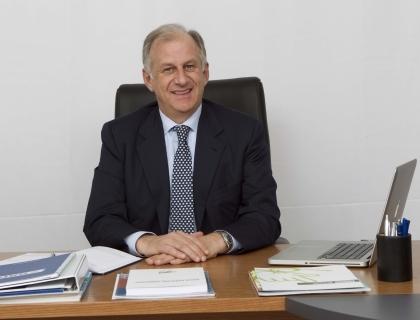 Alberto Dossi, presidente di Sapio