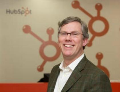 Brian Hallager, Ceo di HubSpot