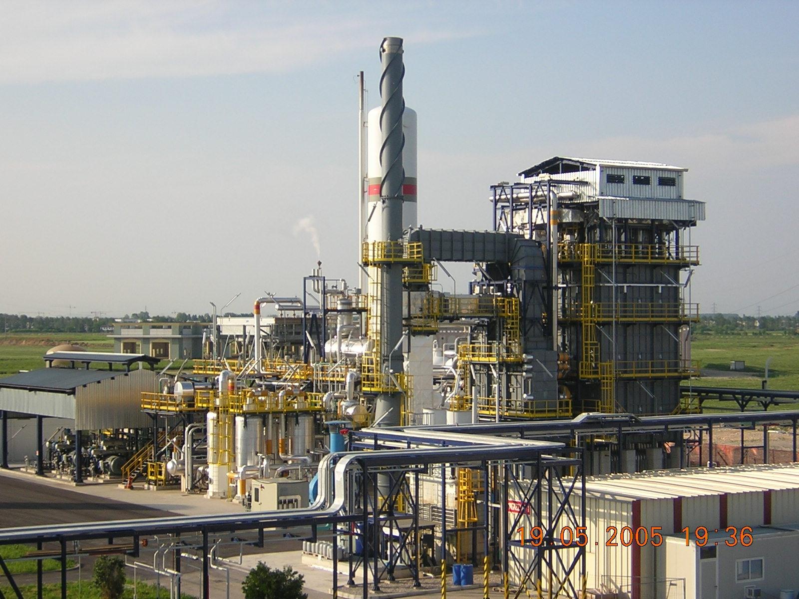 L'impianto di Mantova
