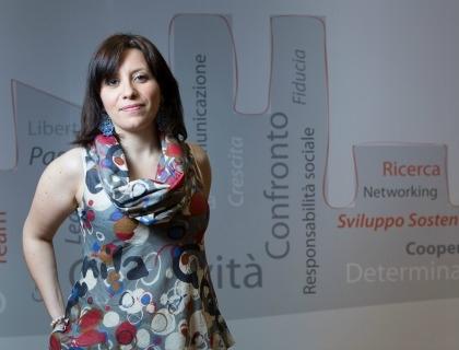 Lucia Moretti, amministratore unico di Talent Garden Cosenza