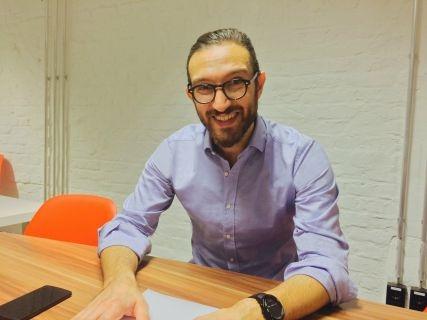 Fabrizio Di Fulvio, general manager per l'Italia di HomeToGo