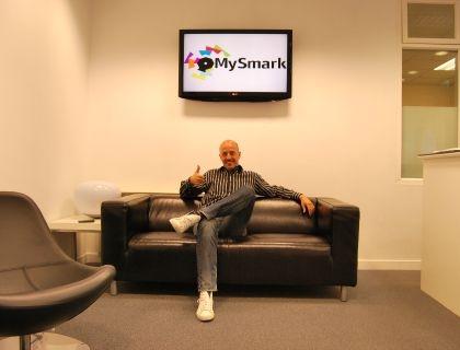 Nicola Farronato, fondatore di B-Smark