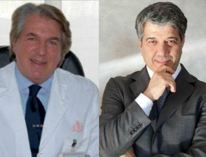 Giuliano Reboa e Gregorio Fogliani