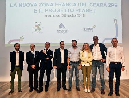 Il team di Idea Planet