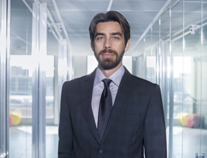 Luca Azzali, co-founder e Coo di MailUp