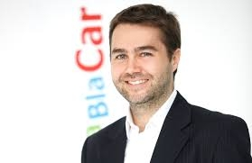 Frédéric Mazzella, founder di BlaBlaCar