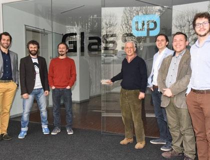 Il team di GlassUp