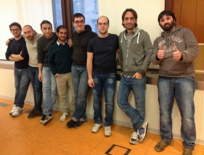 Il team di Interactive Project