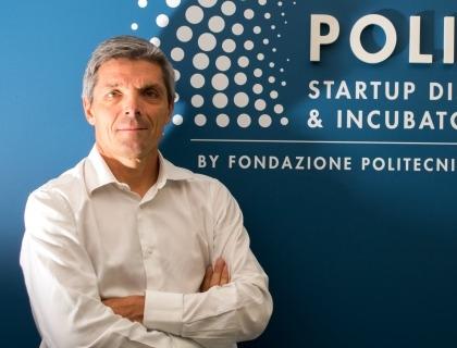 Stefano Mainetti, consigliere delegato del PoliHub