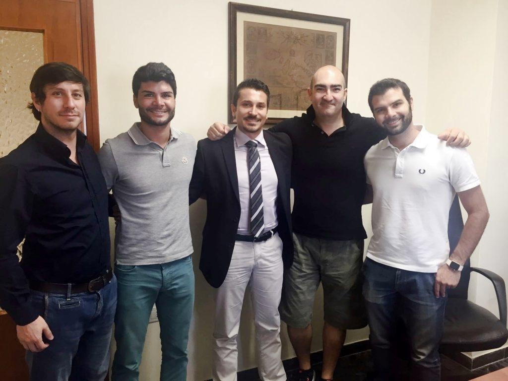 Il team di Veranu