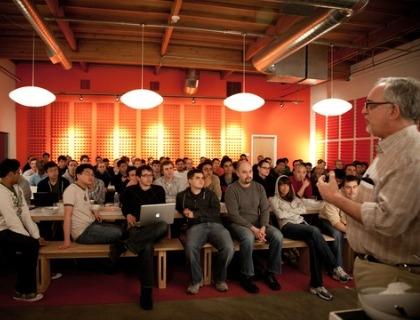 L'incubatore e acceleratore di startup americano Y Combinator