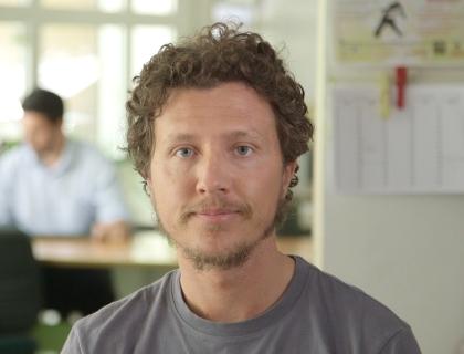 Davide Lerda, fondatore di Pensionarea