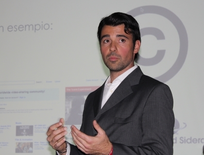 Luca Escoffier, ceo e co-fondatore di Innoventually