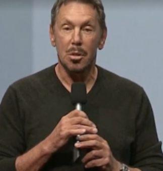 Larry Ellison, CTO di Oracle