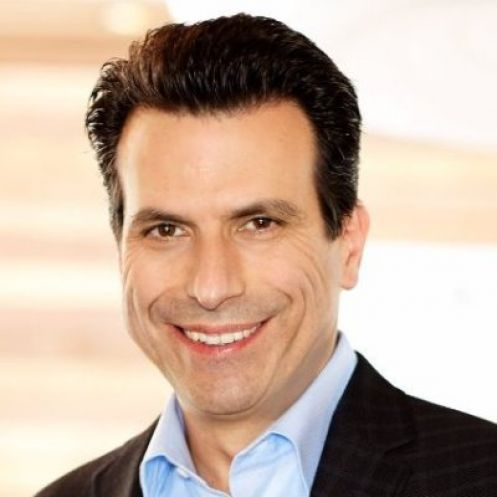 Andrew Anagnost, Autodesk senior vice president of Industry Strategy & Marketing