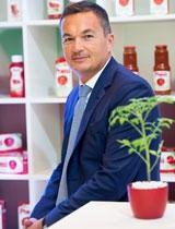 Costantino Vaia, Direttore Generale del Consorzio Casalasco del Pomodoro