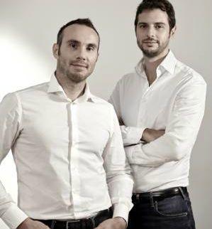 Alessandro Palmieri e Stefano Portu, co-founder di DoveConviene