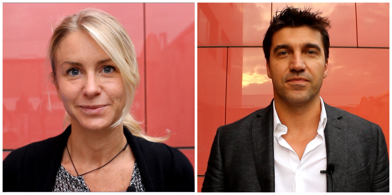 Paola Ferrario ed Almir Ambeskovic