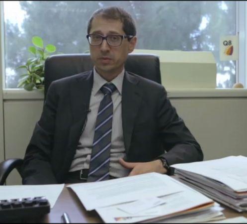 Simone Rischia, manager operations IT di Q8 Italia
