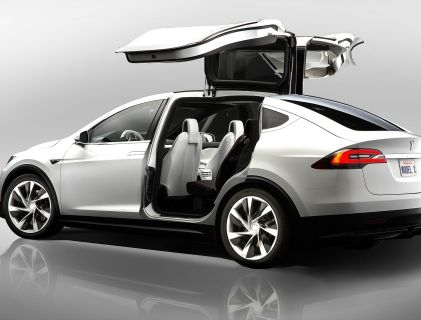 La Tesla Model X