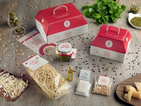 My Cooking Box, 120mila euro per le scatole con le ricette made in ...