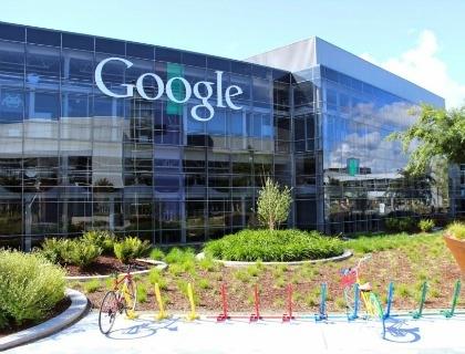 Quartier generale di Google (Credit: Google)