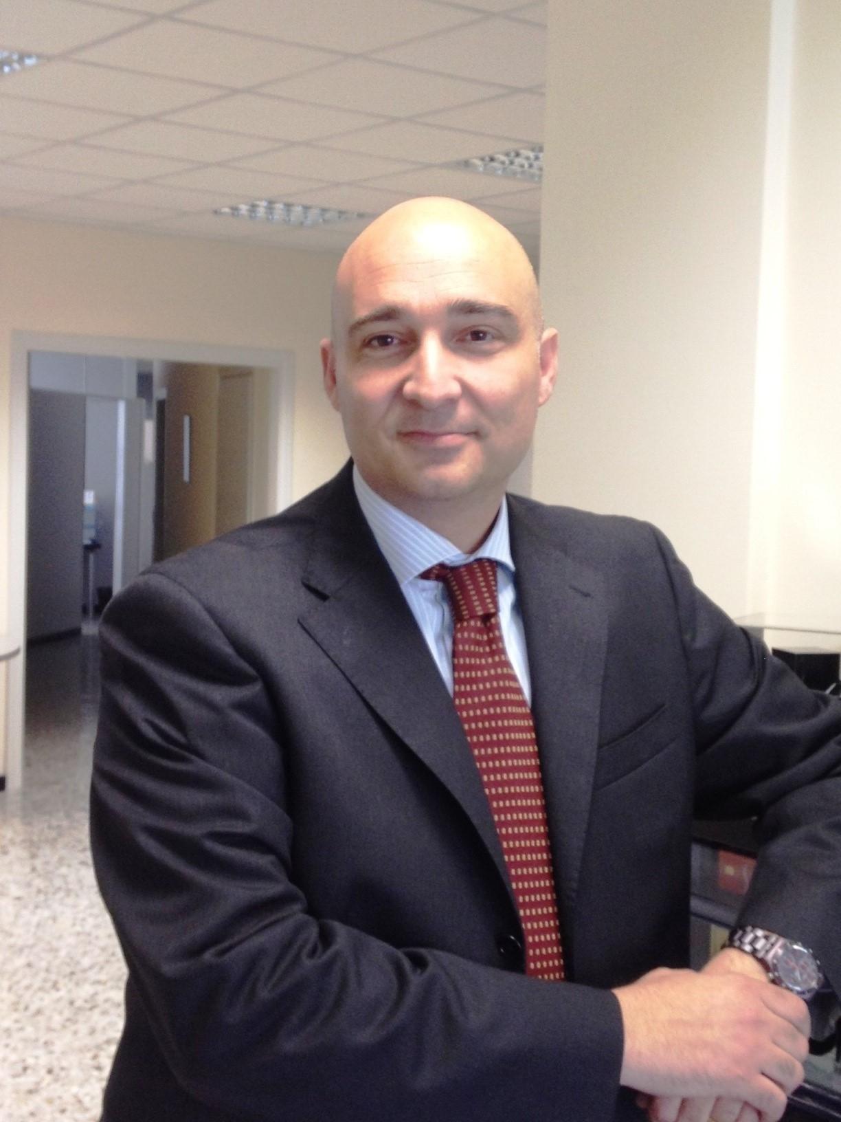 Maurizio Moroni, responsabile della divisione security di Partner Data