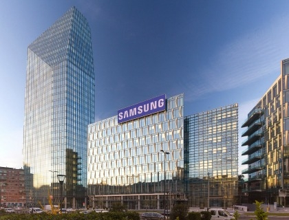 Il Samsung District a Milano