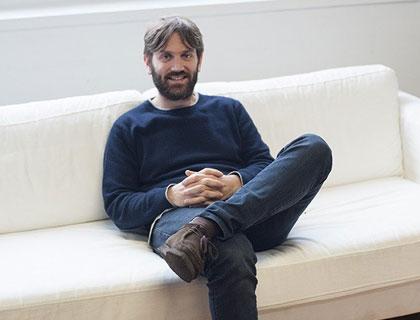 Simon Beckerman, founder di Depop