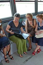 Le utenti del gruppo ''Le Calamite'' di Venezia