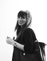 Sara Giunti, creatrice delle borse con led