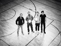 Stefano Rosso con i co-fondatori di Fubles: Mirko Trasciatti, Giuseppe De Giorgi e Stefano Rodriguez