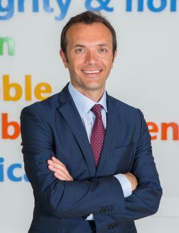Vincenzo Esposito, direttore della Divisione dedicata alle PMI e ai Partner all'interno di Microsoft